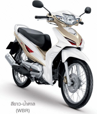 Honda wave 110i AT