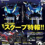 New Suzuki GSX-R250