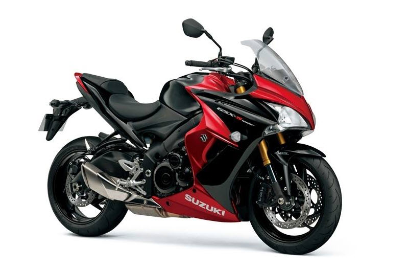 GSX-S1000F CANDY DARING RED