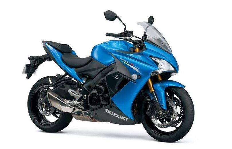GSX-S1000F METALLIC TRITON BLUE