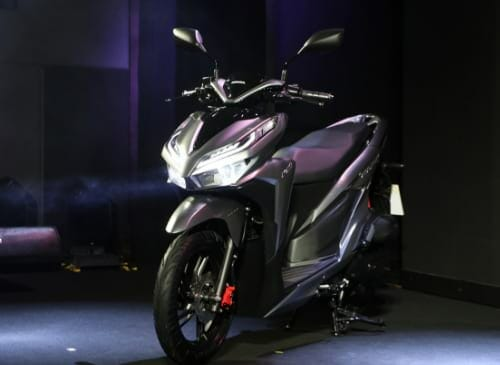 All New Honda Click 150i