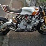 Honda CBX 2018