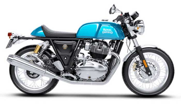 royal enfield continental gt 650 ใหม่ 2019