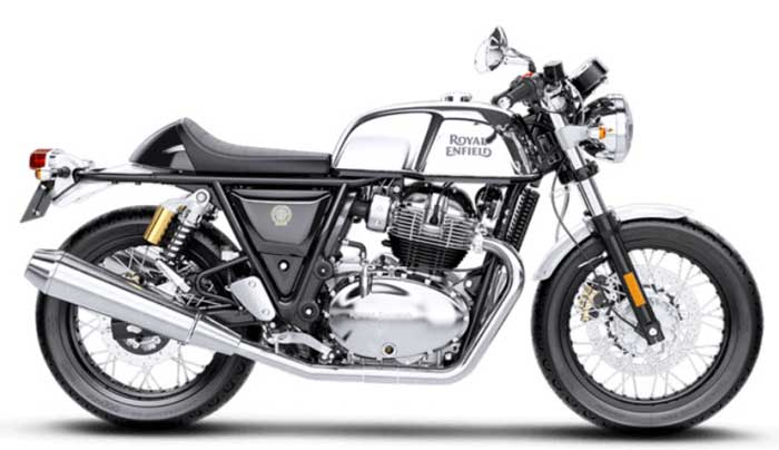 Royal Enfield Continental GT 650 รูปภาพ