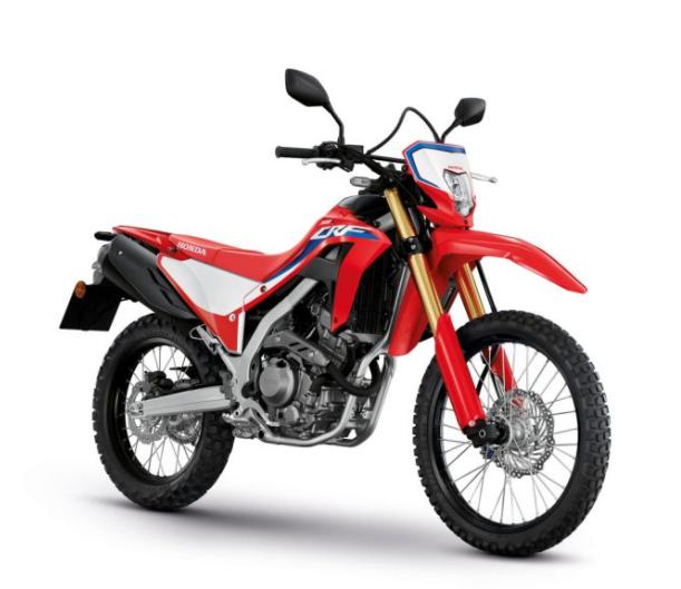 HONDA CRF300L2021