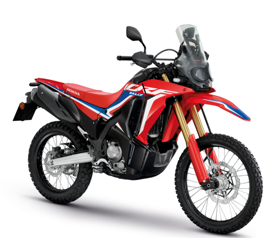 HONDA CRF300RALLY2021