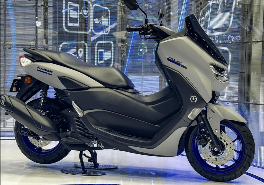 New Yamaha Nmax 2021  ตัวใหม่มี Y-Connect ใช้งานง่าย สะดวก  เปิดราคา 9.19 หมื่น[บาท]